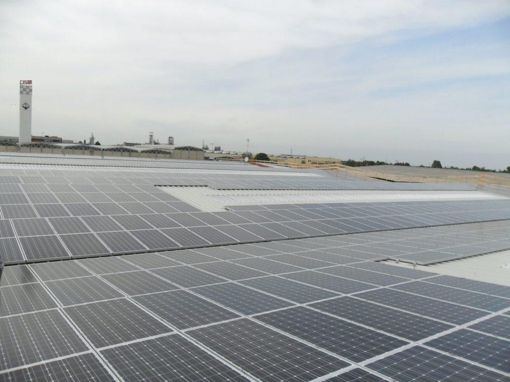 installazione impianto fotovoltaico Calderara di reno