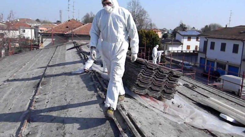rimozione amianto bando Inail