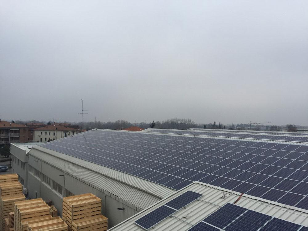 impianti fotovoltaici fiorano modenese