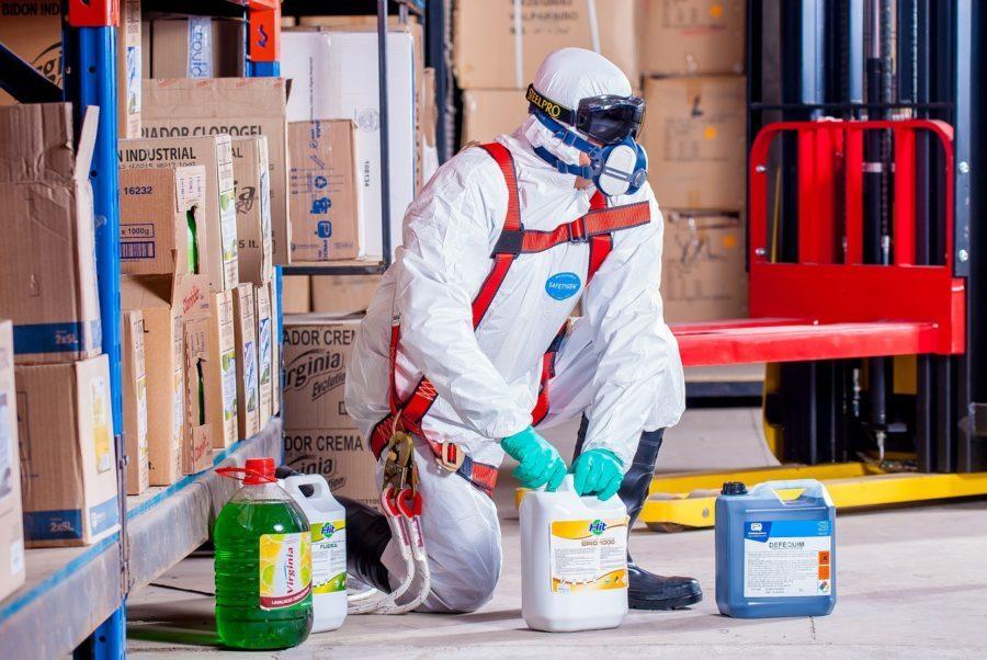 sicurezza nella valutazione delle coperture in amianto